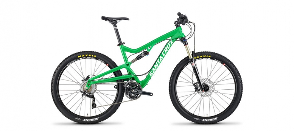 Welcome to the trails: Santa Cruz Bantam; first look