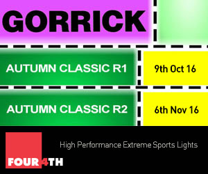 Gorrick Endure Autumn Classic Series 2016