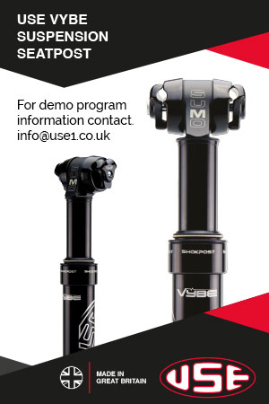 USE Vybe Suspension Seatpost