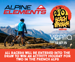 Beach Breaker 2015 Alpine Elements