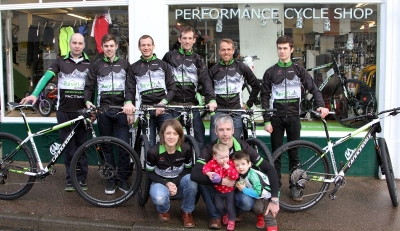 Renvale Professional Mountain Bike Team