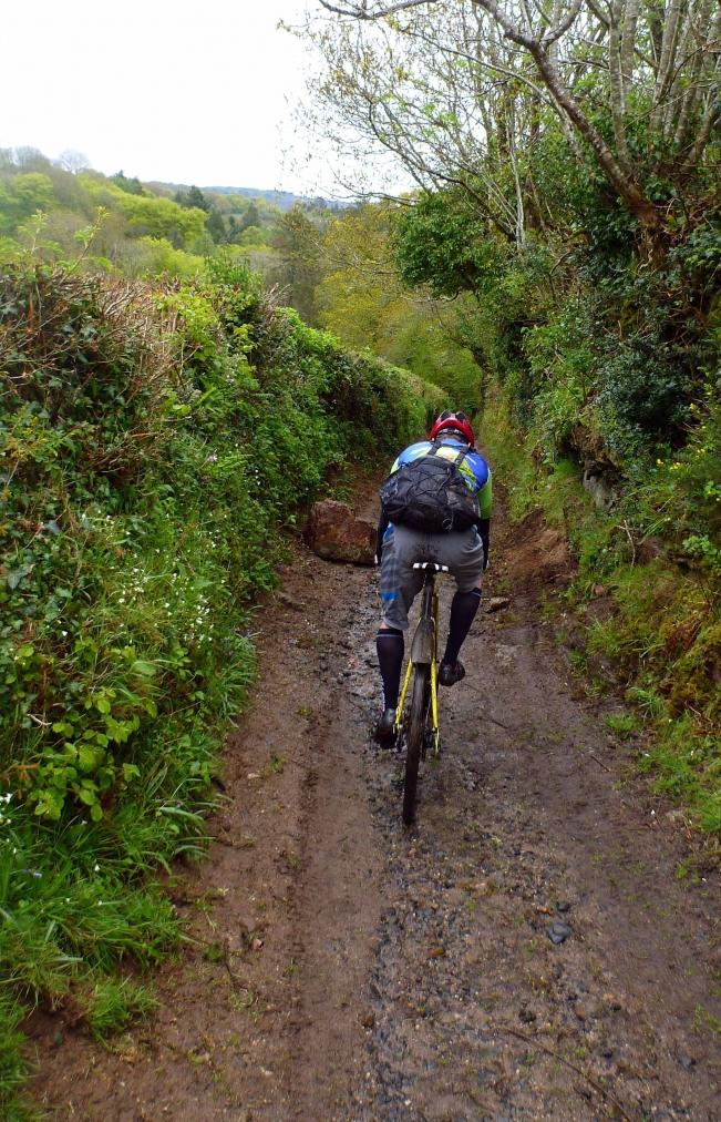 Kinesisuk Hell Of The West Dartmoor 100km
