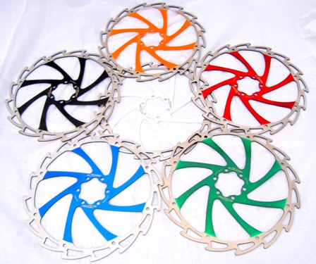 Alligator Windcutter Rotor 203mm 6 colours!