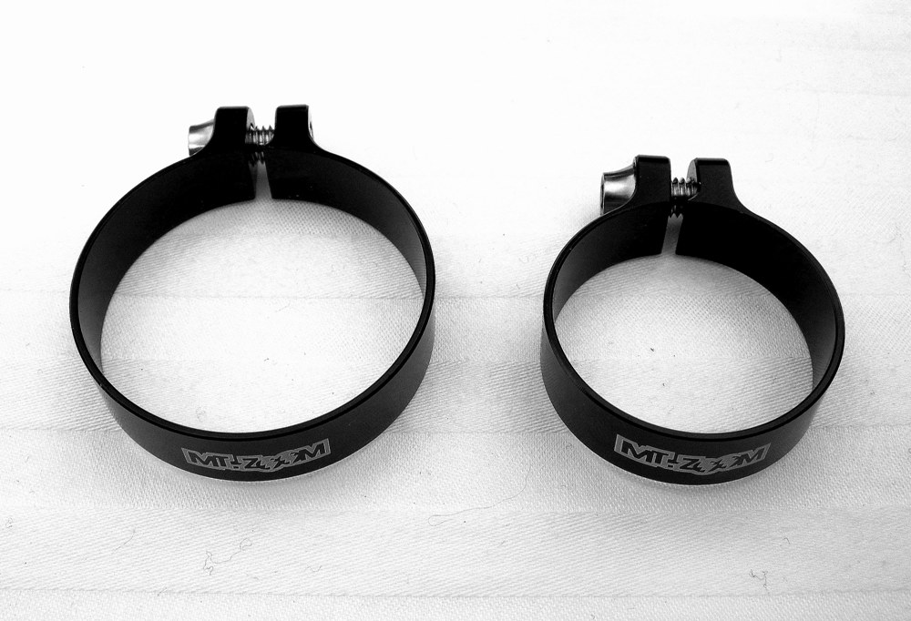 MT ZOOM Ultralight Clamps 30, 36 & 38mm