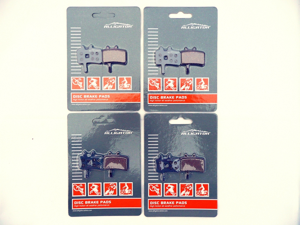 Avid Juicy 3 5 7 Brake Pads 4 pairs