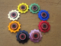 MT ZOOM Bullet Proof Jockey Wheel  x 1 - Ceramic