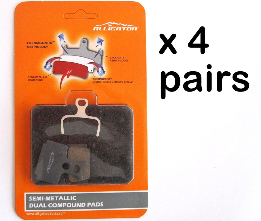 Formula The One Mega Pads x 4 pairs
