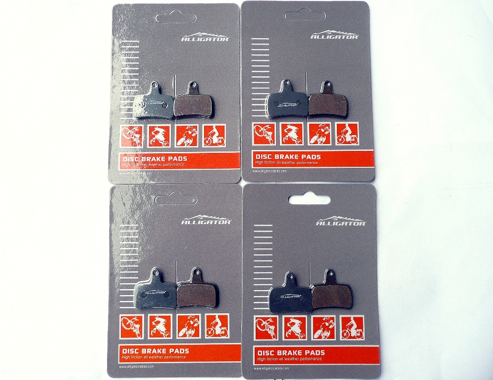 Hope Mono Mini Brake Pads x 4 pairs