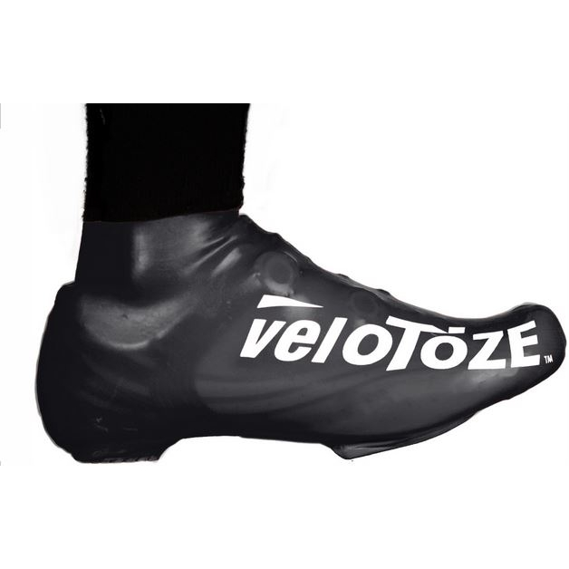 Velotoze Short Shoe Covers - Aero & Waterproof