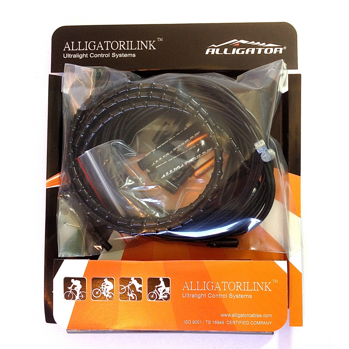 Alligator I Link INTERNAL ROUTING  Brake Cable Set