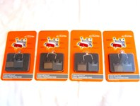 Hope Tech X2 Brake Pads x 4 pairs