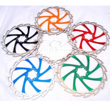 Alligator Windcutter Rotor 180mm 6 colours