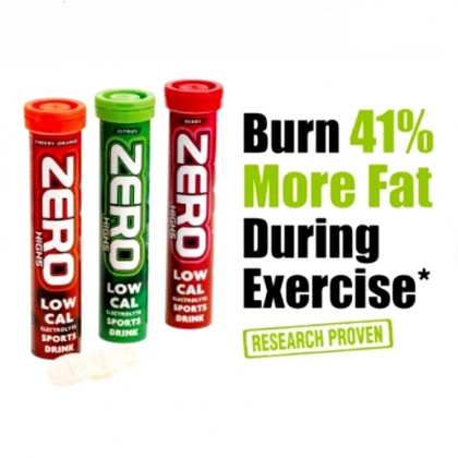 High 5 Zero Electrolyte tablets