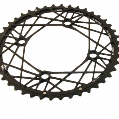 KCNC K3 MTB Cobweb Chainrings 104 bcd 4arm
