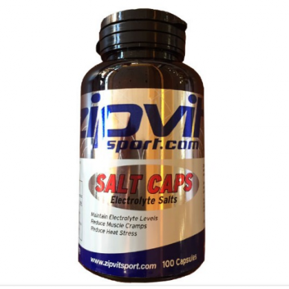 ZIP VIT SALT CAPS - 100 CAPSULES