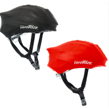 Velotoze Helmet Cover - waterproof & aero