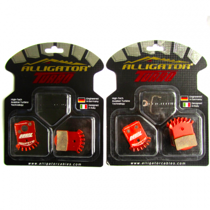 Alligator TURBO Pads Magura MT2/MT4/MT6/MT8