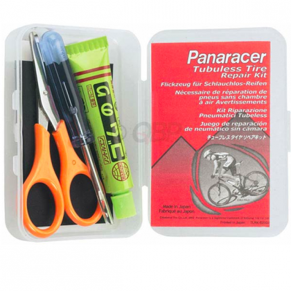 Panaracer Tubeless Tyre repair kit