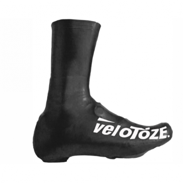 VELOTOZE LONG SHOE COVERS, AERO & WATERPROOF