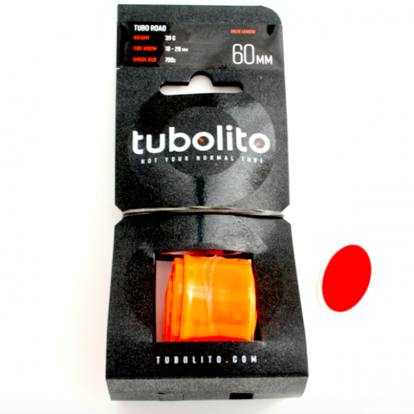 Tubolito Tubo Road Tube 39g! +FREE patch