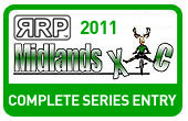 RRP Midlands XC 2011 - COMPLETE SERIES ENTRY