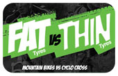 B&DCC Fat Vs Thin (tyres)