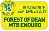 Forest of Dean MTB Enduro