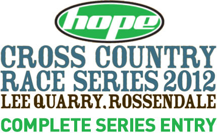 Hope Cross Country Race Series 2012 - Complete Series Entry