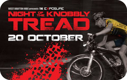 Night of the Knobbly Tread 2012
