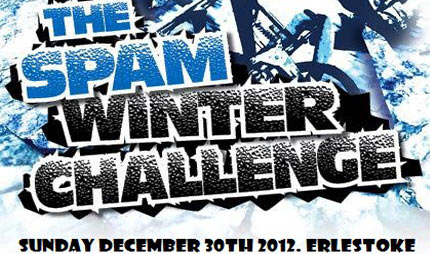 SPAM Winter Challenge 2012