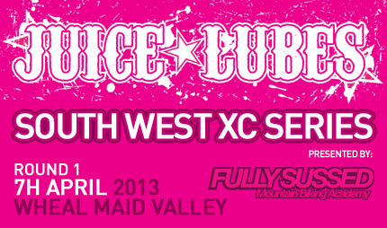 JUICE LUBES South West Series 2013 Round 1