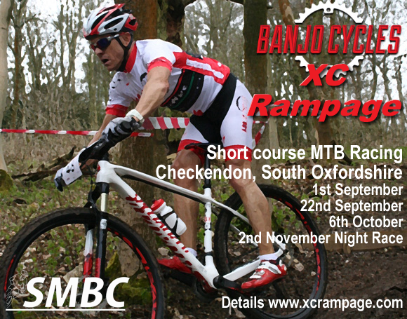 Banjo Cycles Rampage Series 2013