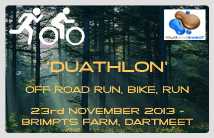 Mud and Sweat Duathlon