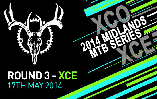 Midlands MTB Series 2014 R3 - XCE Champs - Presented by Torq Performance