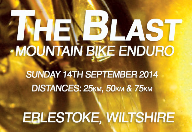 The SPAM Blast Enduro 2014
