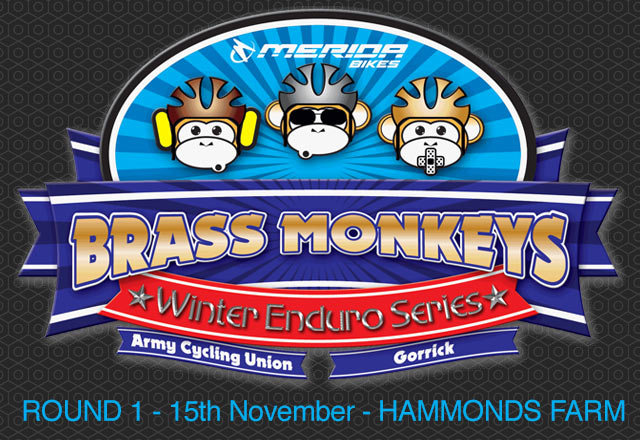 Merida Brass Monkeys Enduro Series 2015-16 Rd1