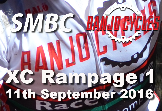 Banjo Cycles Rampage Series 2016 Rd 1