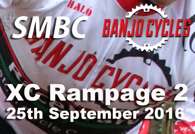 Banjo Cycles Rampage Series 2016 Rd 2
