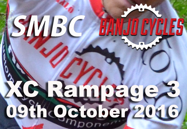 Banjo Cycles Rampage Series 2016 Rd 3