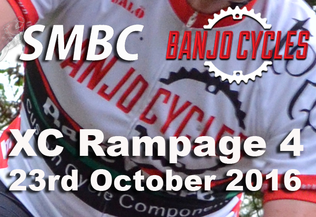 Banjo Cycles Rampage Series 2016 Rd 4