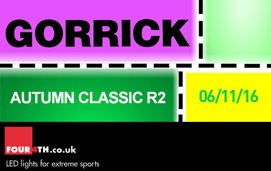 Gorrick Four4th Lights Autumn XC Classics 2016 R2