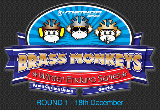 Merida Brass Monkeys XC Enduro Winter Series 2016/17 Rd 1