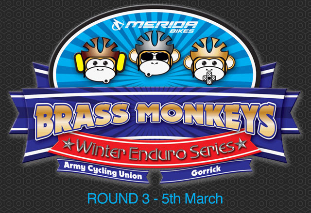 Merida Brass Monkeys XC Enduro Winter Series 2016/17 Rd 3