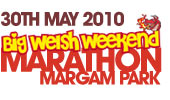 Big Welsh Weekend Marathon 2010